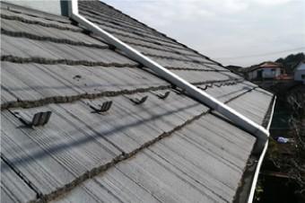 屋根材は現在では製造されていないモニエル瓦