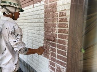 中塗り 壁