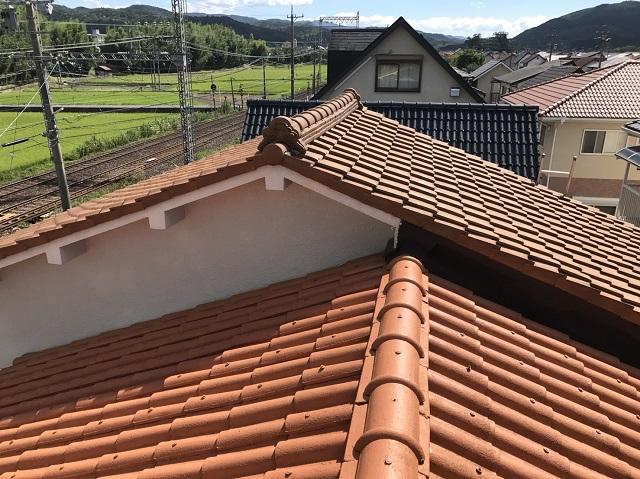 名張 屋根