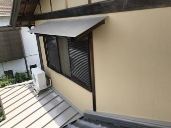 伊賀市 リシン壁 亀裂修理