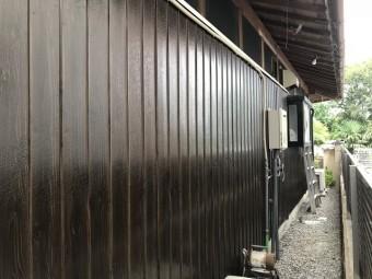 伊賀市 外壁カバー工法 完工