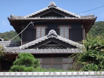 伊賀市 塗り替え後 南側の外壁