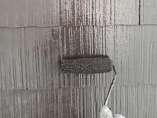 屋根 塗装 塗る