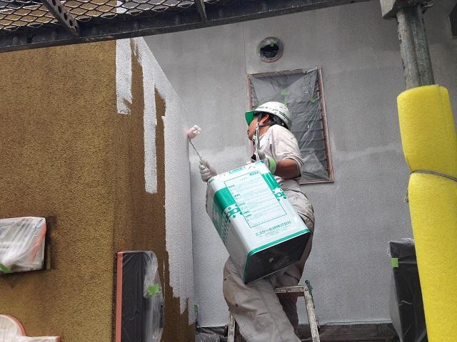 外壁塗装 3度塗り