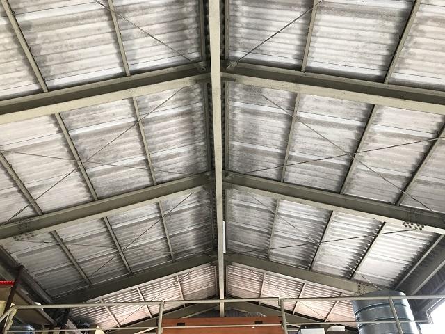伊賀市 倉庫 内部