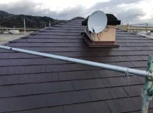 屋根 塗装 完成