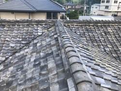 伊賀市 葺き替え  施工事例