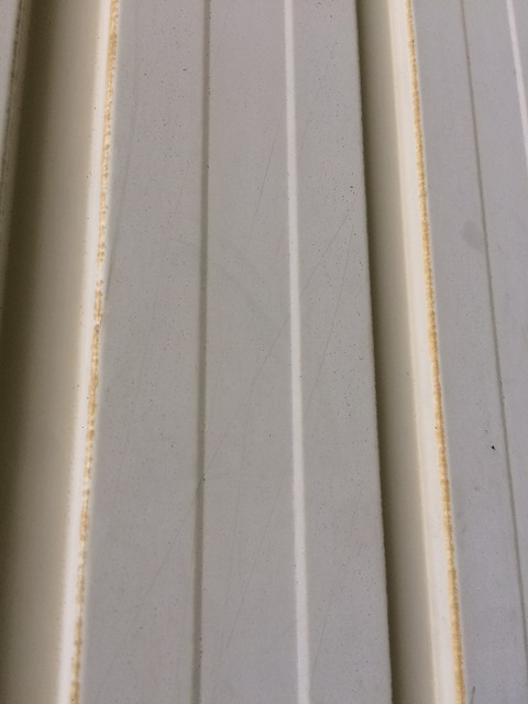 伊賀市工場外壁トタン錆