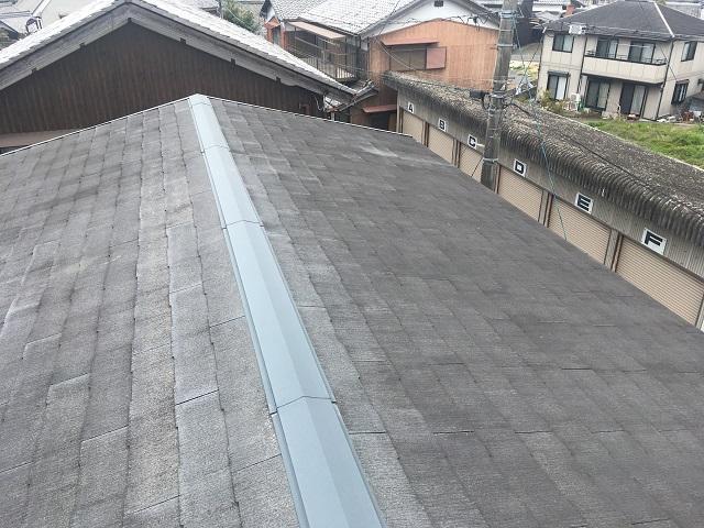 カラーベスト屋根 現況