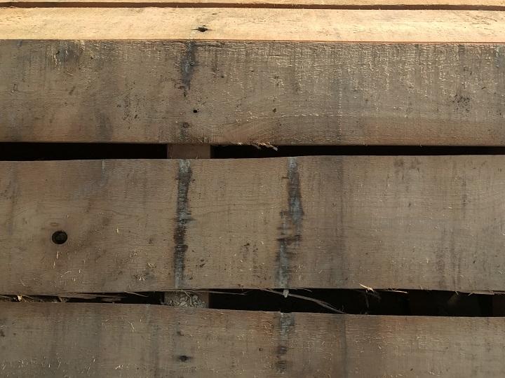 伊賀市 野地板の腐敗