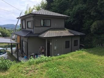 二階建て木造住宅窯業系サイディング