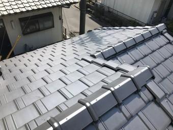 伊賀市 屋根葺き替え完工