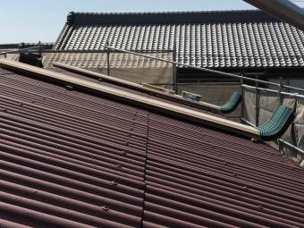 伊賀市 屋根材 断熱材