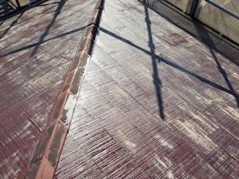 シーラー 屋根 完成