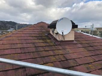 屋根 伊賀 塗装