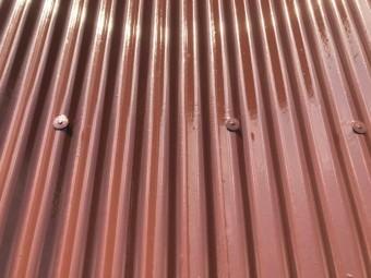 名張市 屋根塗装 アップ