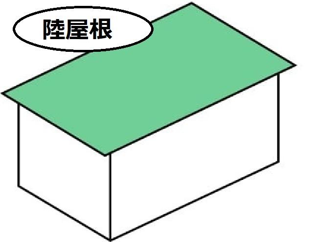 陸屋根 フラット屋根