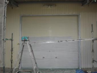 伊賀市 外壁塗装 工場