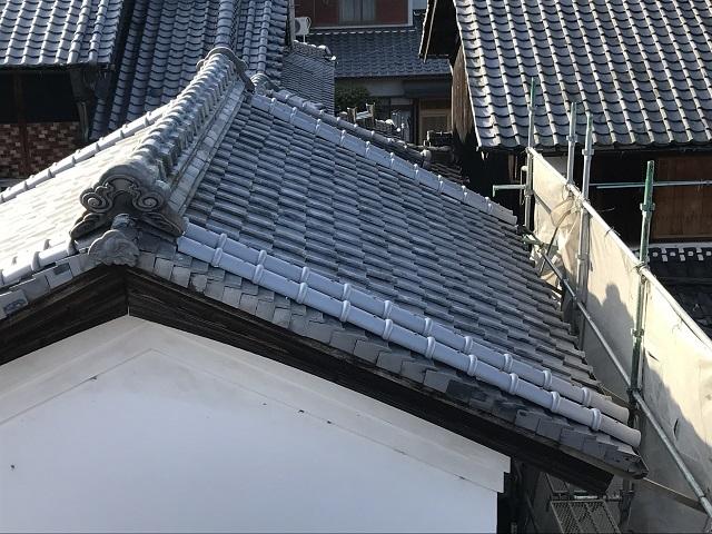 大屋根 完成