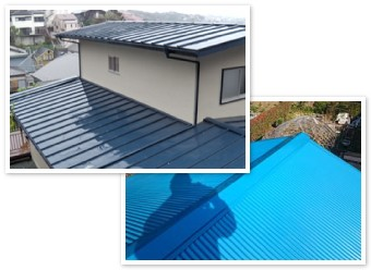 トタン屋根の外見と特徴